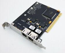 Beckhoff FC9002 FC-9002 Ethernet PCI Netzwerkkarte 2-Port HW: 03 -used-