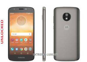 New Motorola Moto E5 Play ( XT1921) 16GB | 4G LTE - T-Mobile GSM UNLOCKED (A)