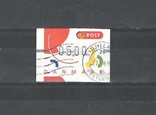 Q9719 - DANIMARCA 2000 - LOTTO USATO DISTRIBUTORI AUTOMATICI - VEDI FOTO