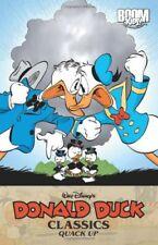 Donald Duck Classics: Quack Up Hardcover