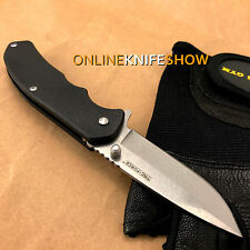 "6.5"" SPRING TACTICAL G10 FOLDING Combat Assisted Opening Knife Pocket EDC Blade"
