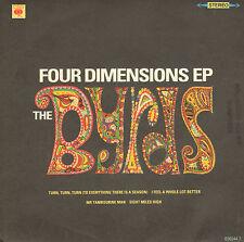 "BYRDS - Four Dimension Ep (1990 REISSUE VINYL EP 7"")"