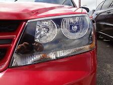 11-13 Dodge Avenger Left Driver Side Headlamp Head Lamp Light Mopar Oem New