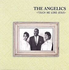 FREE US SHIP. on ANY 3+ CDs! USED,MINT CD Angelics: Touch Me Lord Jesus