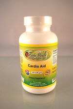 Cardio Aid,  High Quality cardiovascular aid - 100 soft gels. Made in USA.