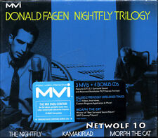 Donald Fagen - Nightfly Trilogy - Box Limited Edition - 3 DVD + 4 CD - Sigillato