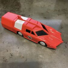 More details for captain scarlet spectrum patrol car torch / flashlight with mysteron ring back