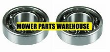 (2) EZGO E-Z-GO BALANCER SHAFT BEARINGS 1991 & UP GOLF CART 295/350CC 26738G01
