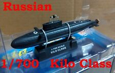 "Easy Model 1/700 Russian ""KILO"" Class Submarine Plastic Model #37300"