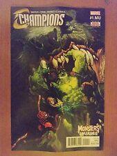 Marvel Champions, Vol. 2 # 1.MU (1st Print)