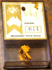 Record Player Needle Stylus Nord 614 NATIONAL Replacement Stylus