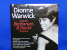 DIONNE WARWICK SINGS THE BACHARACH AND DAVID SONGBOOK – RARE AUSTRALIAN CD