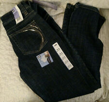 LEE - Lower on the Waist Mid-Rise, Fit Bootcut Stretch Jeans - 10 Short - NWT