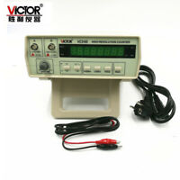 VC3165 Radio Frequency Counter RF Meter 0.01Hz-2.4GHz Tester Cymometer