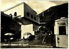Cartolina Napoli - Seggiovia Del Vesuvio Viaggiata