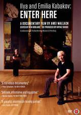 Ilya and Emilia Kabakov: Enter Here (DVD, 2015)
