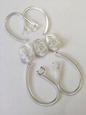 3pcs Small Earbuds 4pcs earhooks  for Modus Hm3500 Hm3700 Hm1000 Hm1100 Hm1700