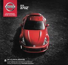 2016 16 Nissan  370Z  original sales brochure Mint