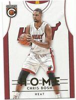 Chris Bosh Home Panini Complete 2016/17 NBA Basketball Card