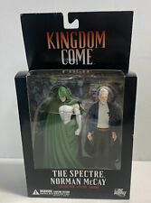 SPECTRE & NORMAN MCCAY FIGURES KINGDOM COME DC DIRECT SEALED 2006
