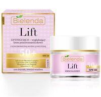 Bielenda Lift - Lifting and Smoothing Anti Wrinkle Day Cream 50+  SPF 10, 50ml