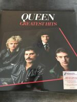 QUEEN 'GREATEST HITS' NEW SEALED 2 X VINYL LP - 2016 REPRESS - GATEFOLD SLEEVE
