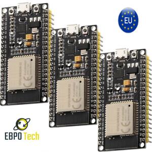 ESP32 NodeMCU Module Board WiFi Bluetooth CP2102 ESP-32S 2.4GHZ Arduino