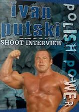 Ivan Putski Shoot Interview Wrestling DVD,  WWF
