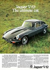 Jaguar British Automobile Advertising