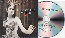 WITHIN TEMPTATION Edge Of The World 2014 UK 1-trk promo test CD