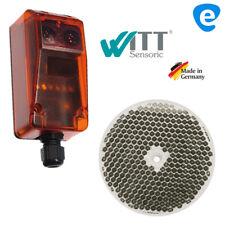 Reflektor Reflex Reflexions Lichtschranke WITT RP 25 Garagen Tor Antrieb Drehtor