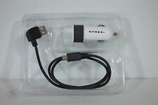 DYNEX 1A USB Car Charger  Mr Grey bundle (open Box )