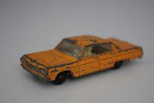 Matchbox No.20 Chevrolet Impala Taxi By Lesney