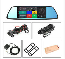 """7"""" 4G Android Dual Lens Wifi GPS Full HD 1080P Car DVR Video Recorder Hot US"""
