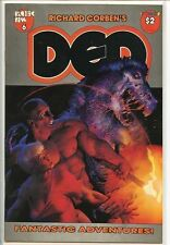 Den 1998 series # 6 very fine comic book