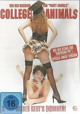 DVD - College Animals - Special Uncut Version / #1230