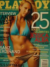 Playboy March 2006 | Jessica Alba Monica Leigh   #1576 +