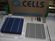 CELULA SOLAR x20 . Kit Placa (75wat max).Photovoltaic panel kit. SOLAR Cells.DIY