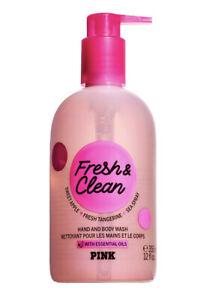 Victoria's Secret PINK Fresh & Clean Hand & Body Wash ~ 12 fl.oz.