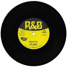 NEW! ETTA JAMES - Seven Day Fool / MARY ANN FISHER - Put On My Shoes  RSV073