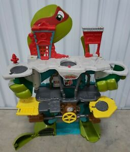 Playmates TMNT Teenage Mutant Ninja Turtles Tower Playset Ralphael Sewer Fun