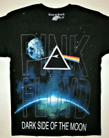 PINK FLOYD T-Shirt RARE Embroidered Logo Dark Side Moon Roger Waters The Wall