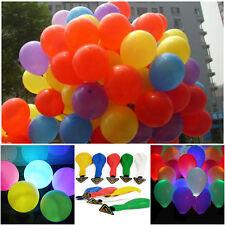 Illoom Light Up Balloons Birthday Party Decorations LED Wedding Happy Birthday