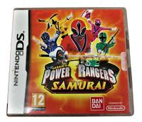 Saban's Power Rangers Samurai DS DS 2DS 3DS Game *Complete*