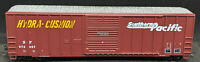 ROUNDHOUSE: SOUTHERN PACIFIC SP #674867. BROWN BOXCAR Hydra-Cushion. VINTAGE HO