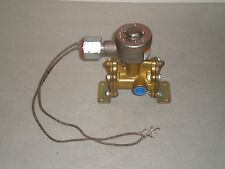 New! Asco NP831665V Red-Hat Valve 120 VAC Coil Free Shipping!