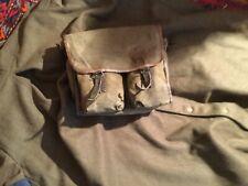 Musette 35 soldat français infanterie 1940 ww2 maginot équipement fantassin