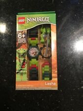 Ninjago Lego Watch Lasha Schylling  9004889 Brand new Factory Sealed