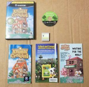 Animal Crossing W/ Manual & Memory Card | Nintendo GameCube