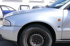 Audi A4 B5 (bis caMitte1999 Bild vergleic) Kotflügel vorne links silber LY7M
